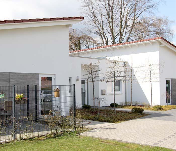 Pflege mit Plan - Wohngruppe An der Kreuzstraße